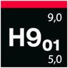 Mynd Heavy Cut H9.01 250ml - Grófur Massi