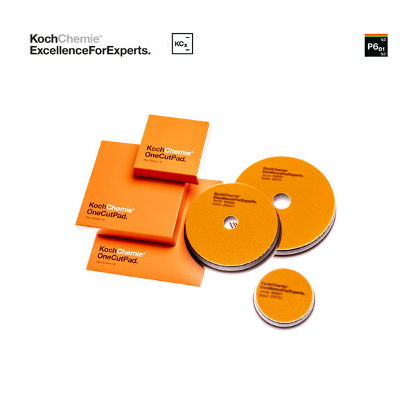 Mynd One Cut Pad - Orange