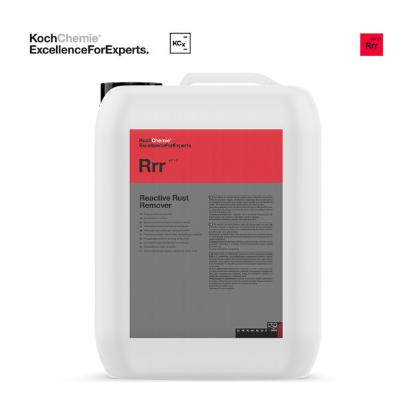 Mynd Reactive Rust Remover 10 ltr