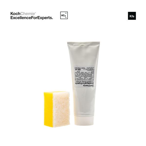 Mynd Plast litarefni - Svart (Kfs) 250ml