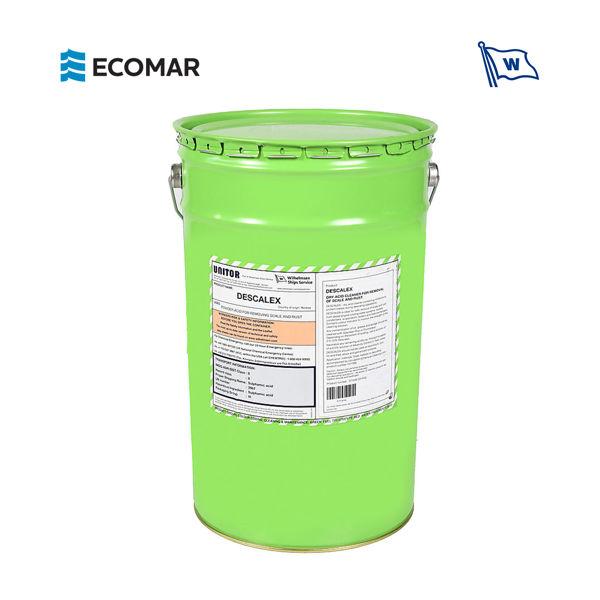 Mynd Descalex 25 kg Sýruduft